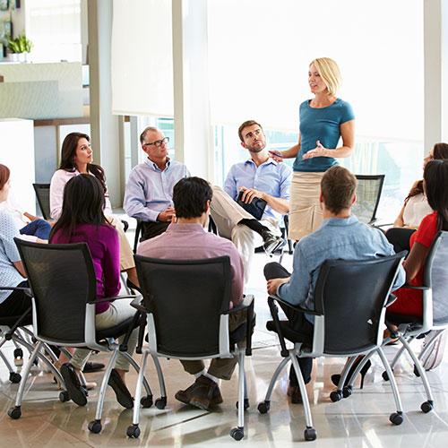 sophrologie cohésion équipe en entreprise